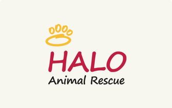 Halo Animal rescue logo