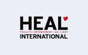 Heal International logo